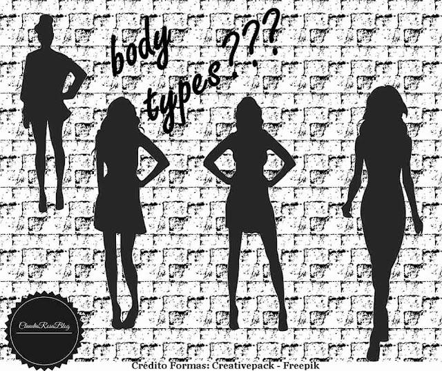 5 Tipos de Corpos Femininos - Qual é o seu? O que usar?