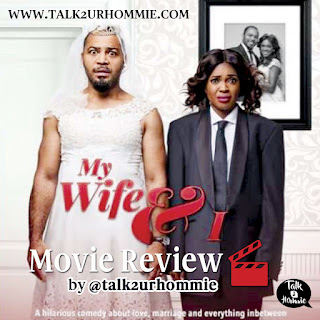 Cover Picture for the movie review of My wife & I