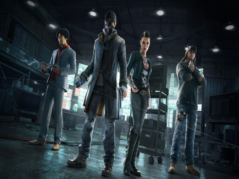 Download Watch Dogs 1 Free Full Game For PC
