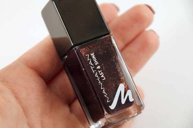 Review zum Manhattan Cosmetics Last & Shine Nail Polish '760 Moscow Night'