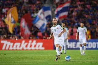 تعرف على تشكيلة المنتخب الوطني العراقي امام كينيا