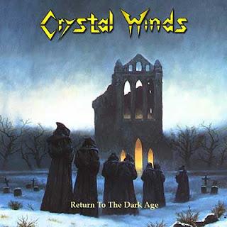 """Ο δίσκος των Crystal Winds """"Return to the Dark Age"""""""