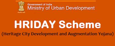 Heritage City Development And Augmentation Yojana (HRIDAY Scheme)