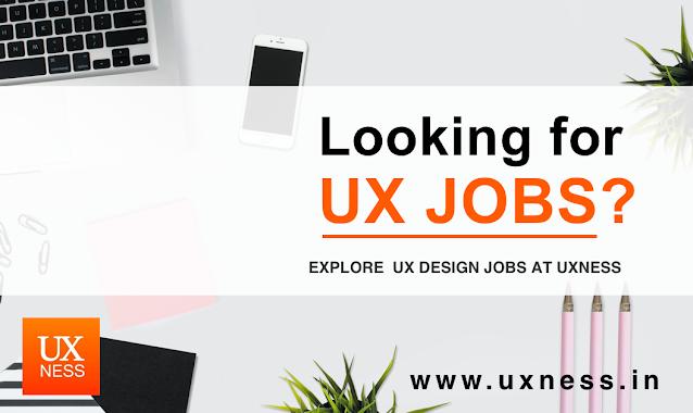 Find UX jobs Design jobs