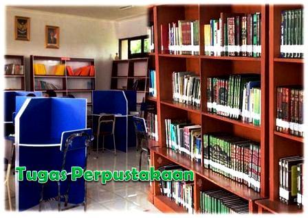 Tugas Perpustakaan
