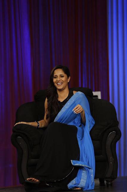 Actress Anasuya Bharadwaj Latest Stills In Saree Actress Trend