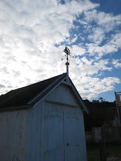 cabanes à Carolles - papillottes.blogspot.fr