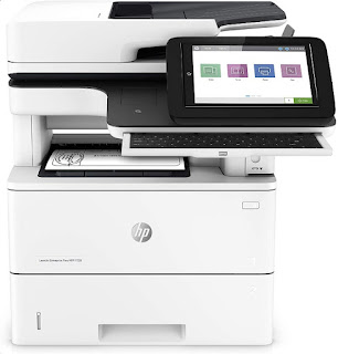 HP LaserJet Enterprise Flow MFP M528z Drivers And Review