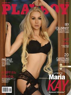 Playboy Africa - Noviembre 2018