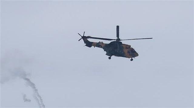 Turkish military 'begins operation against Kurdish militants in Iraq'