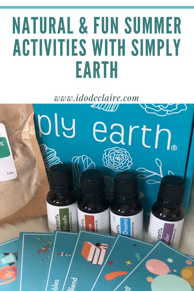 Natural & Fun Summer Activities with Simply Earth