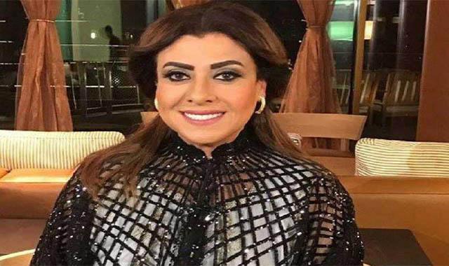 الفنانة نشوي مصطفي تستغيث بوزارة الصحة بعد إصابتها بكورونا