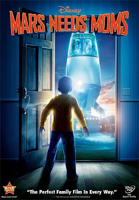Mars Needs Moms 2011 Dual Audio Hindi 720p BluRay 1GB