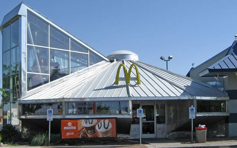 10 Most Amazing McDonald's Restaurants in the World