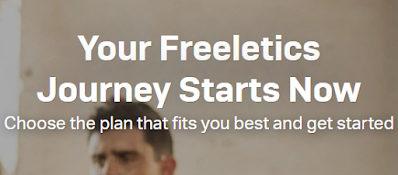 تطبيق Freeletics