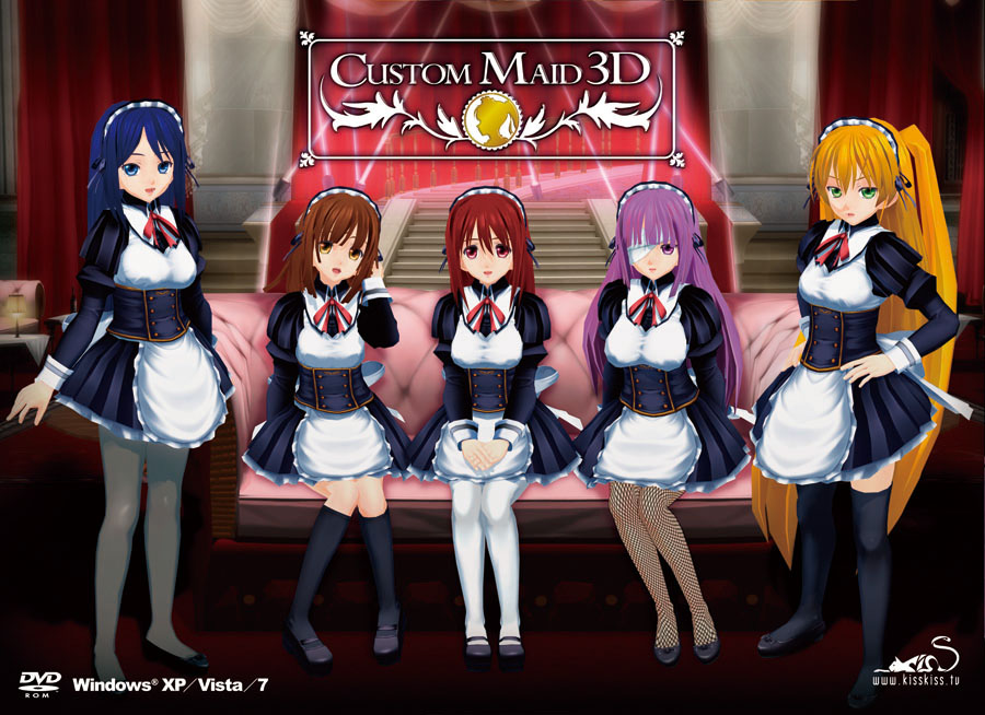 custom-maid-3d-v153-english