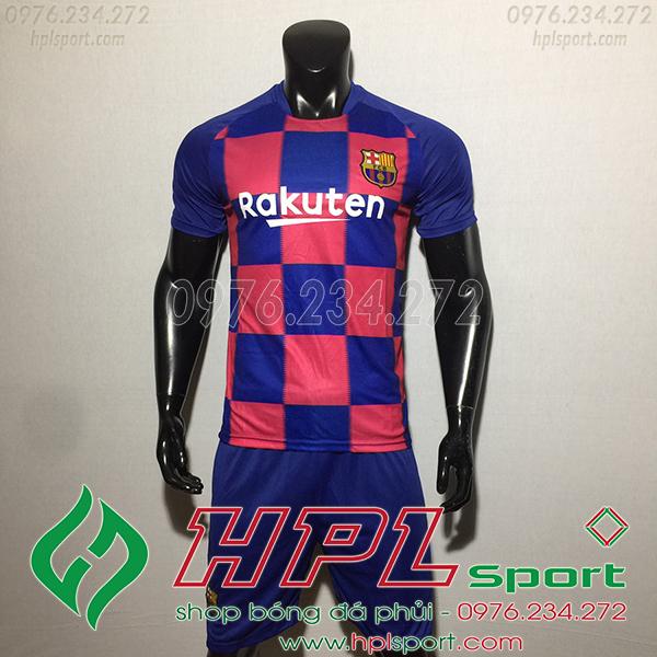Áo bóng đá câu lạc bộ Barcelona 2020