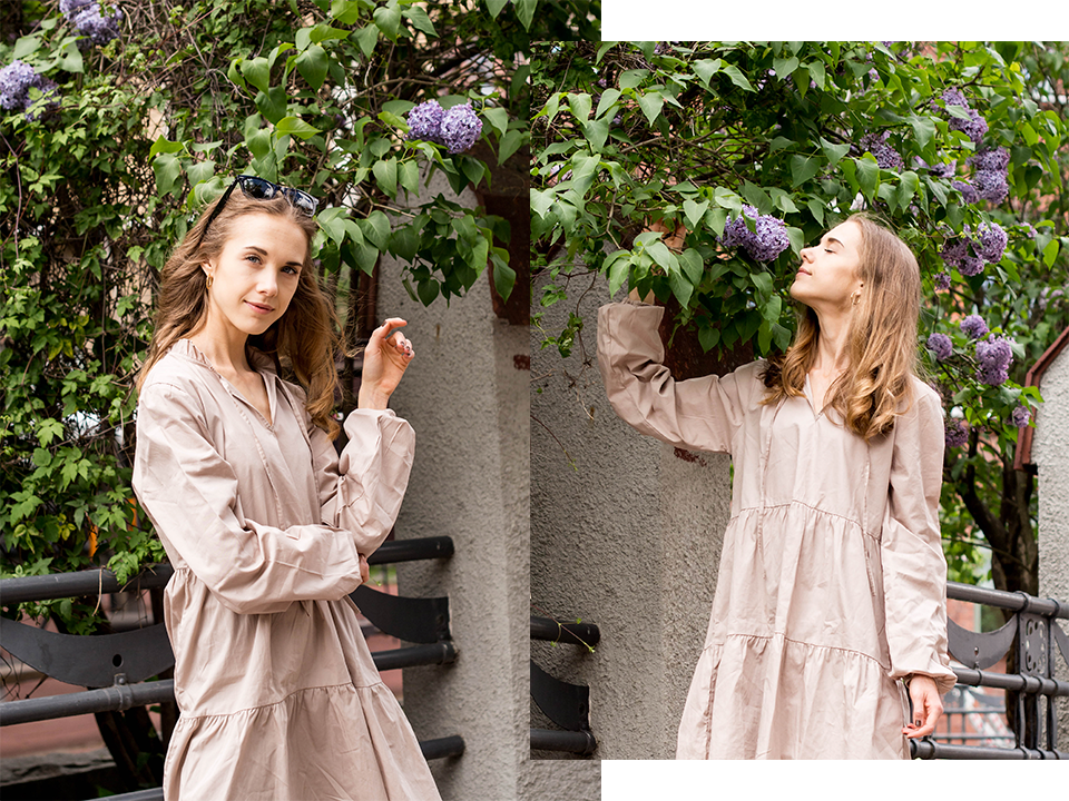 Scandinavian fashion blogger summer outfit - Muotibloggaaja, kesämuoti, kesämekko, Helsinki