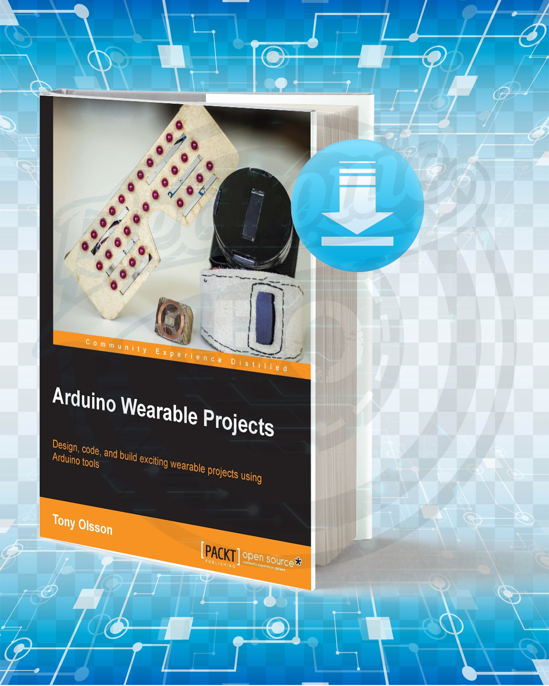 Free Book Arduino Wearable Projects pdf.