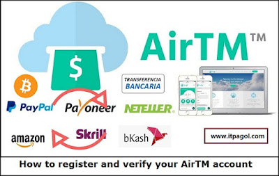 How to Register and Verify Your AirTM Account?