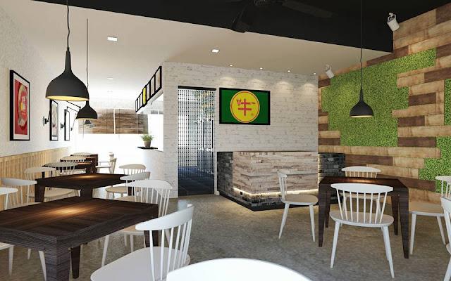 Amazing Restaurants Design In Malaysia
