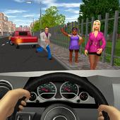 لعبة سيارة الاجرة