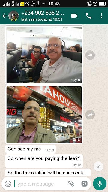 Pengalaman Berhadapan dengan Scammer Melalui Whatsapp