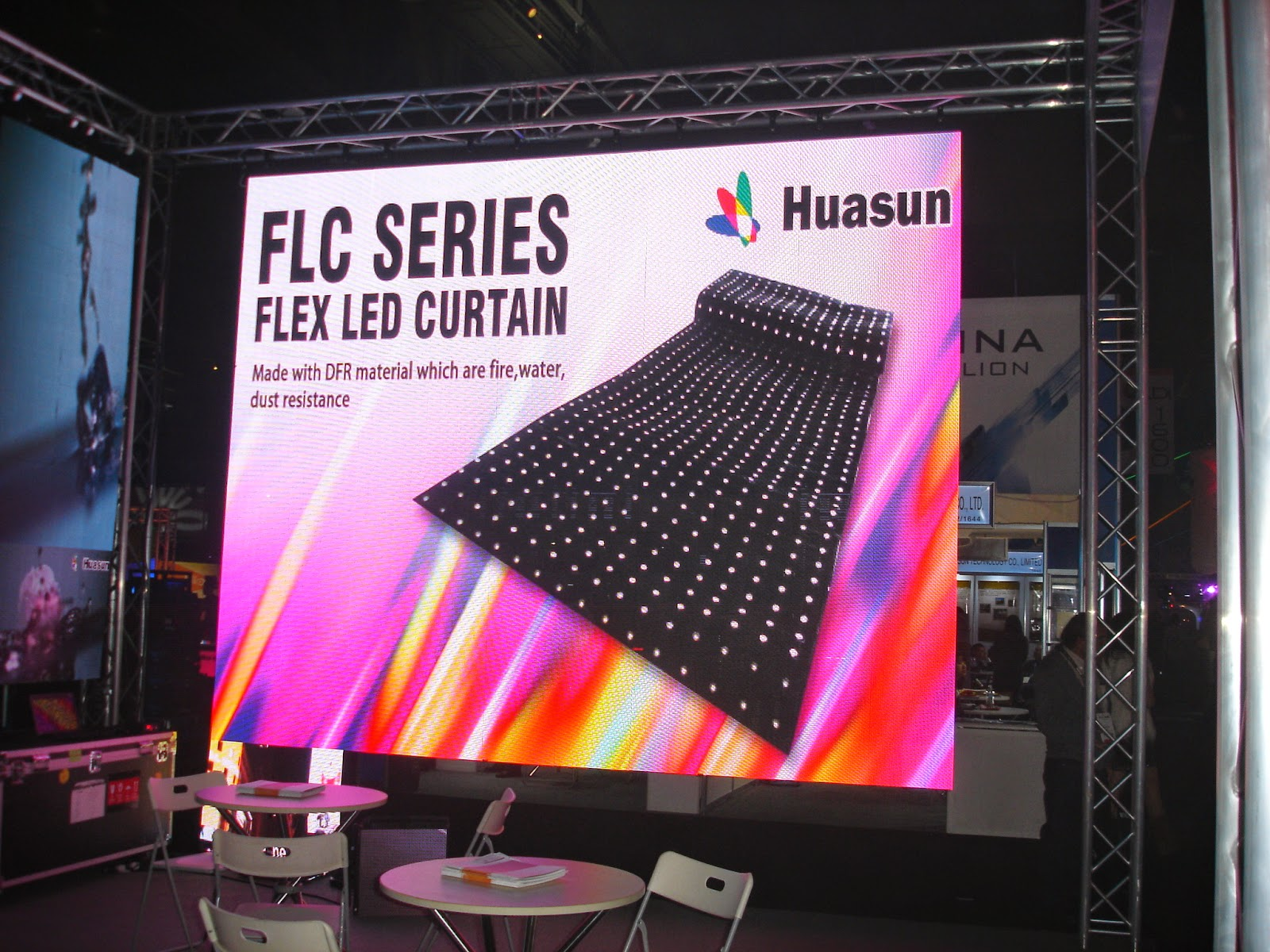 Welcome To Our Ldi Show Booth 1527 At Las Vegas Usa