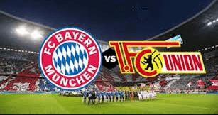 موعد مباراة بايرن ميونخ ويونيون برلين والقنوات الناقلة للمباراة
