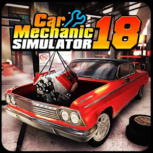 Car Mechanic Simulator 18 hack