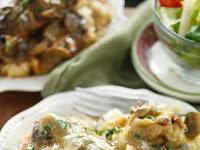 Olìve Garden Stuffed Chìcken Marsala