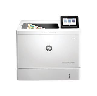 HP Color LaserJet Managed E55040dw Driver Download