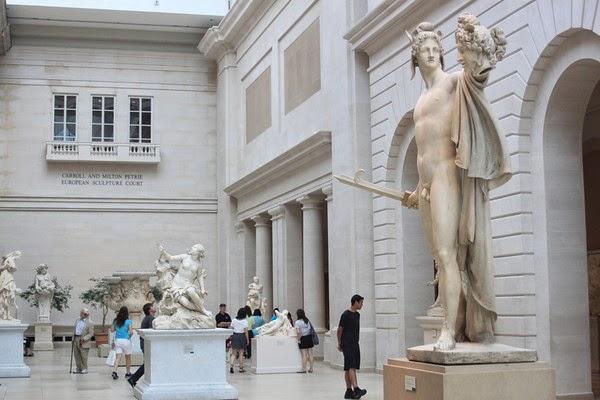 Metropolitan Museum Of Art In New York Usa Tobias Kappel