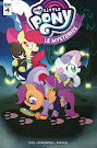 My Little Pony Ponyville Mysteries #4 Comic Cover Retailer Incentive Variant
