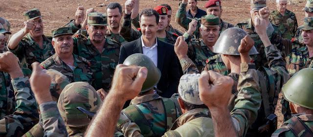 «Μυρίζει» μπαρούτι στη βόρεια Συρία