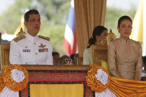 Perangai Jauh Berbeda Dengan Ayahnya yang Baik, Pangeran Thailand akan Jadi Raja