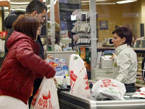 Trabajo de Cajera en Supermercados la Colonia en Tegucigalpa