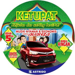 Promo Toyota Jakarta Diskon 2018