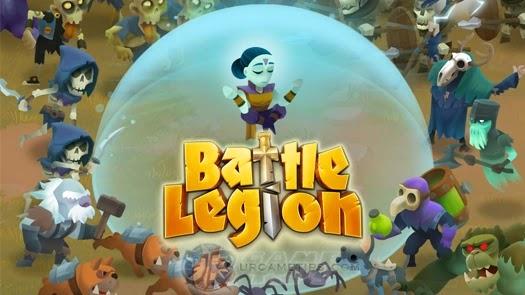 Battle Legion: Gameplay 3