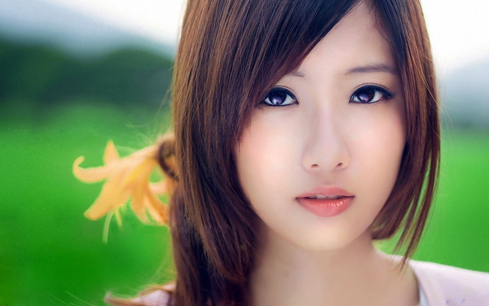 Most Beautiful Japanese Girl