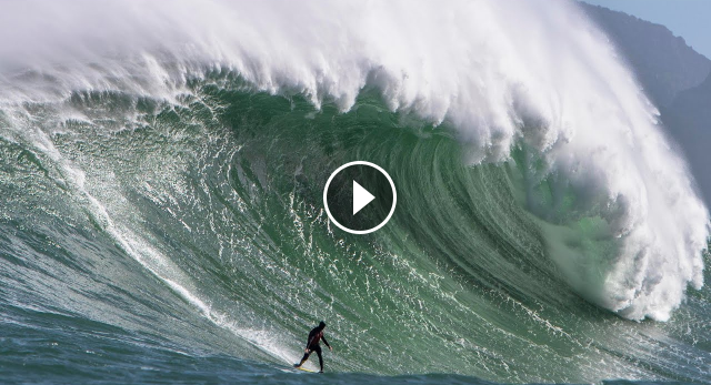 Before Dungeons A glimpse into the origins and future of big wave surfing in South Africa