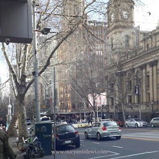 Historical Building Melbourne Australia