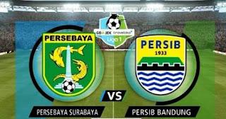 Jadwal Laga Tunda Persebaya vs Persib Bandung Kamis 26 Juli 2018