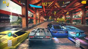 screenshot of asphalt 8 apk 2
