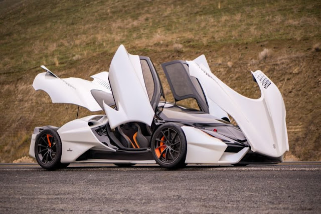 New Cars, SSC, SSC Tuatara