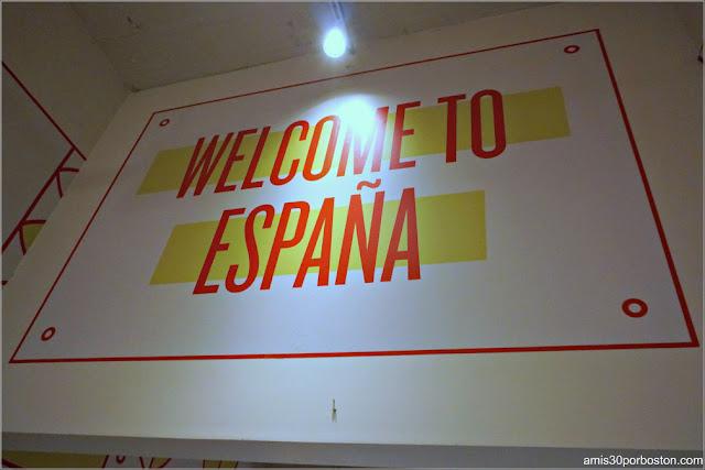 Bienvenidos a España en Nueva York
