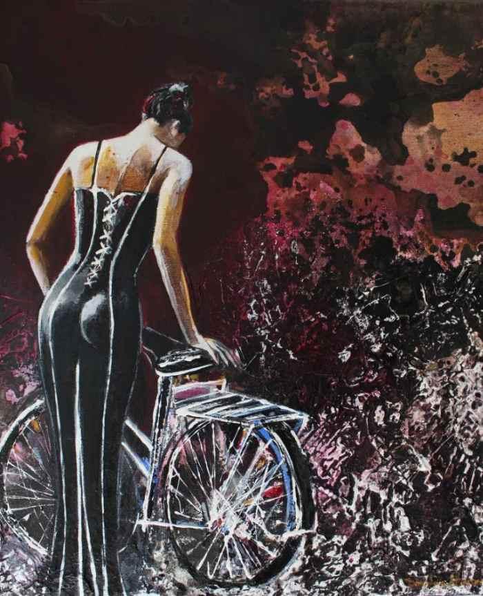 Волшебное путешествие в мир искусства. Donatella Marraoni