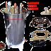Boiler Laundry Setrika Uap Indah Mesin