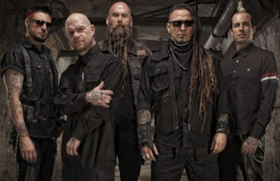 five finger death punch - band