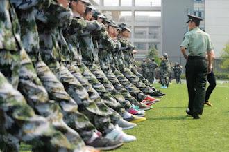 Cómo es el servicio militar obligatorio en China y Taiwán